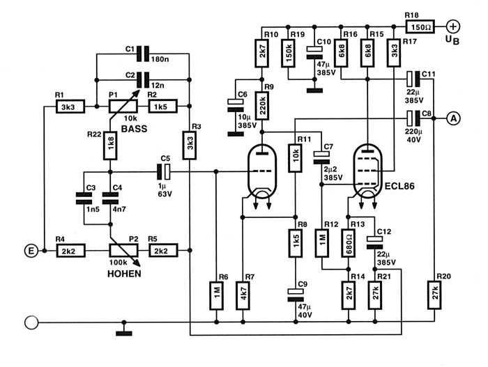 150w Power Amplifier