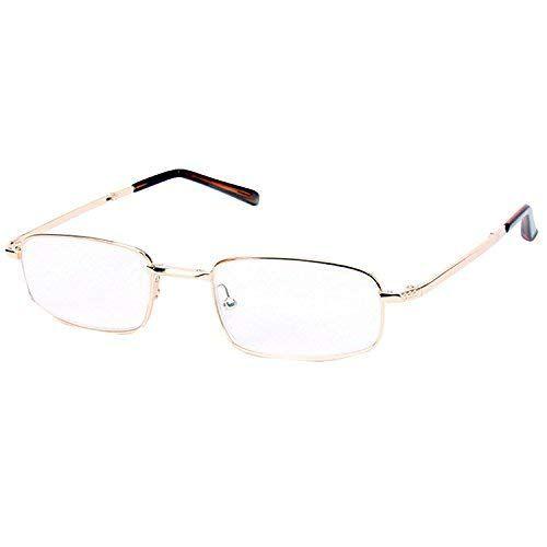 25fd0b9e170 Discover ideas about Eyeglasses. February 2019. Buy Agstum Retro Round  Optical Rare Wire Rim Eyeglass Frame (Without Nose Pads)