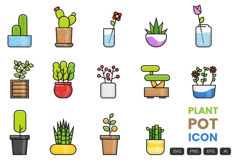 Plant Flower Flower Pot Flowers Flower Pot Clipart Planting Flowers A Pot Of Flower Png And Vector With Transparent Background For Free Download In 2021 Flower Clipart Flower Clipart Images Free