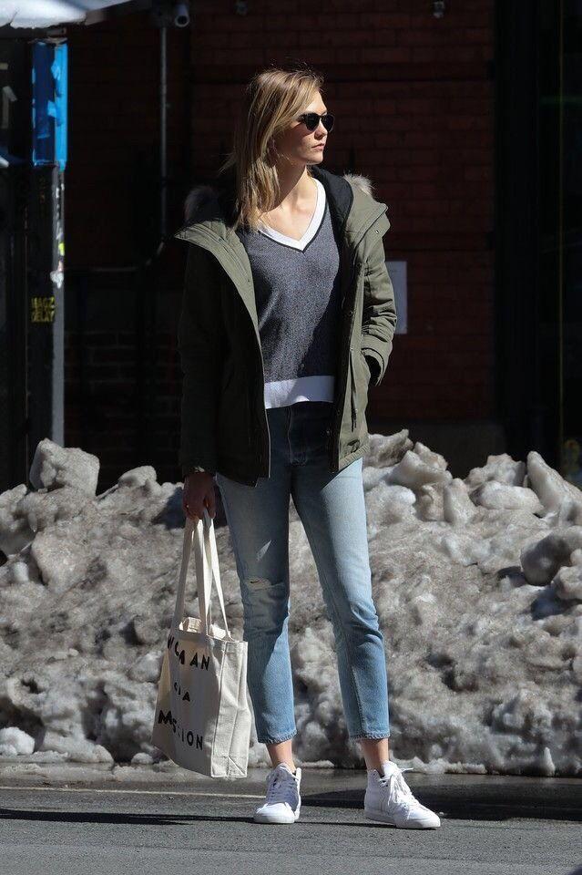 Sunshine Karlie Kloss : Photo
