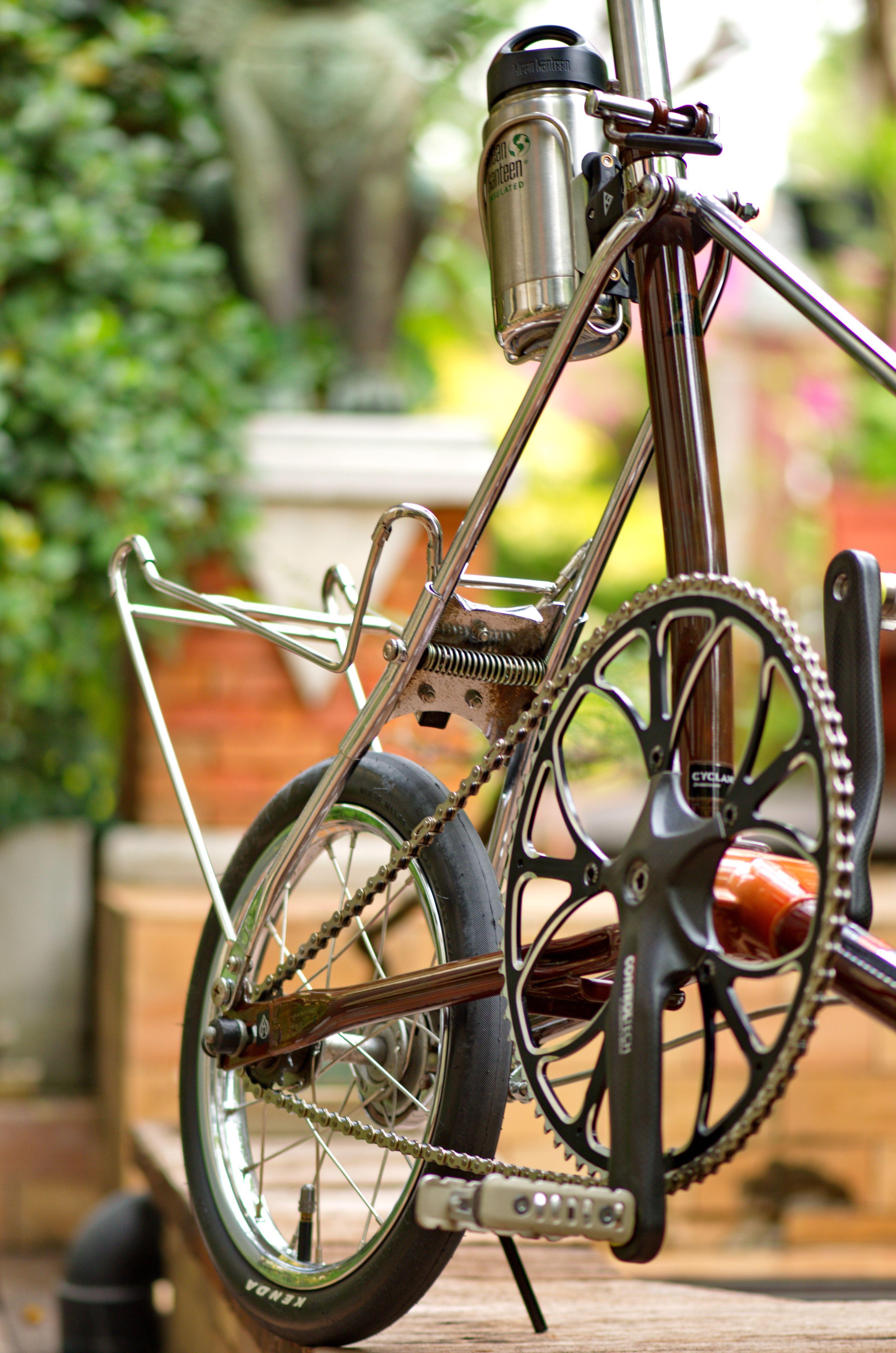 Bridgestone Picnica Onetouch Picnica Lovers Mini Velo Sepeda