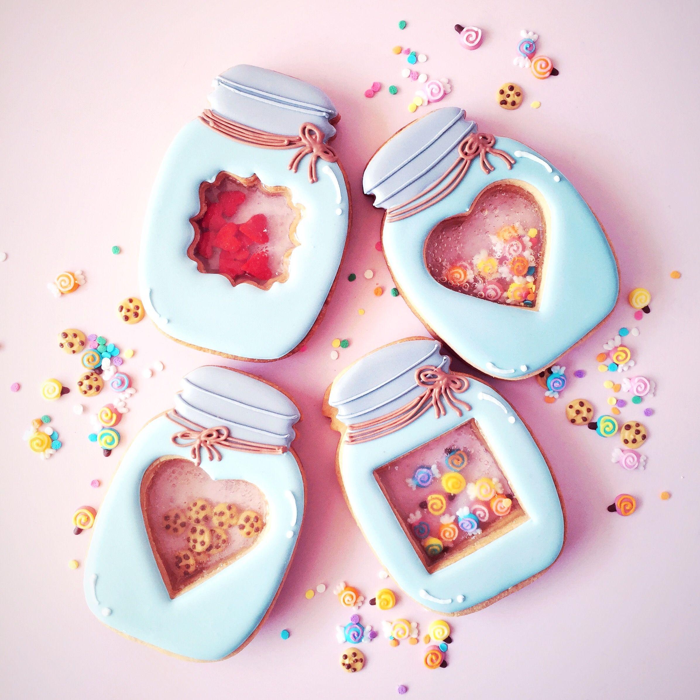 Cookie jar Candy jar cookies