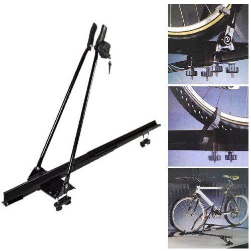 2x Top Bike Fahrradträger Dach Fahrradhalter Dachfahrradträger Fahrrad Halter