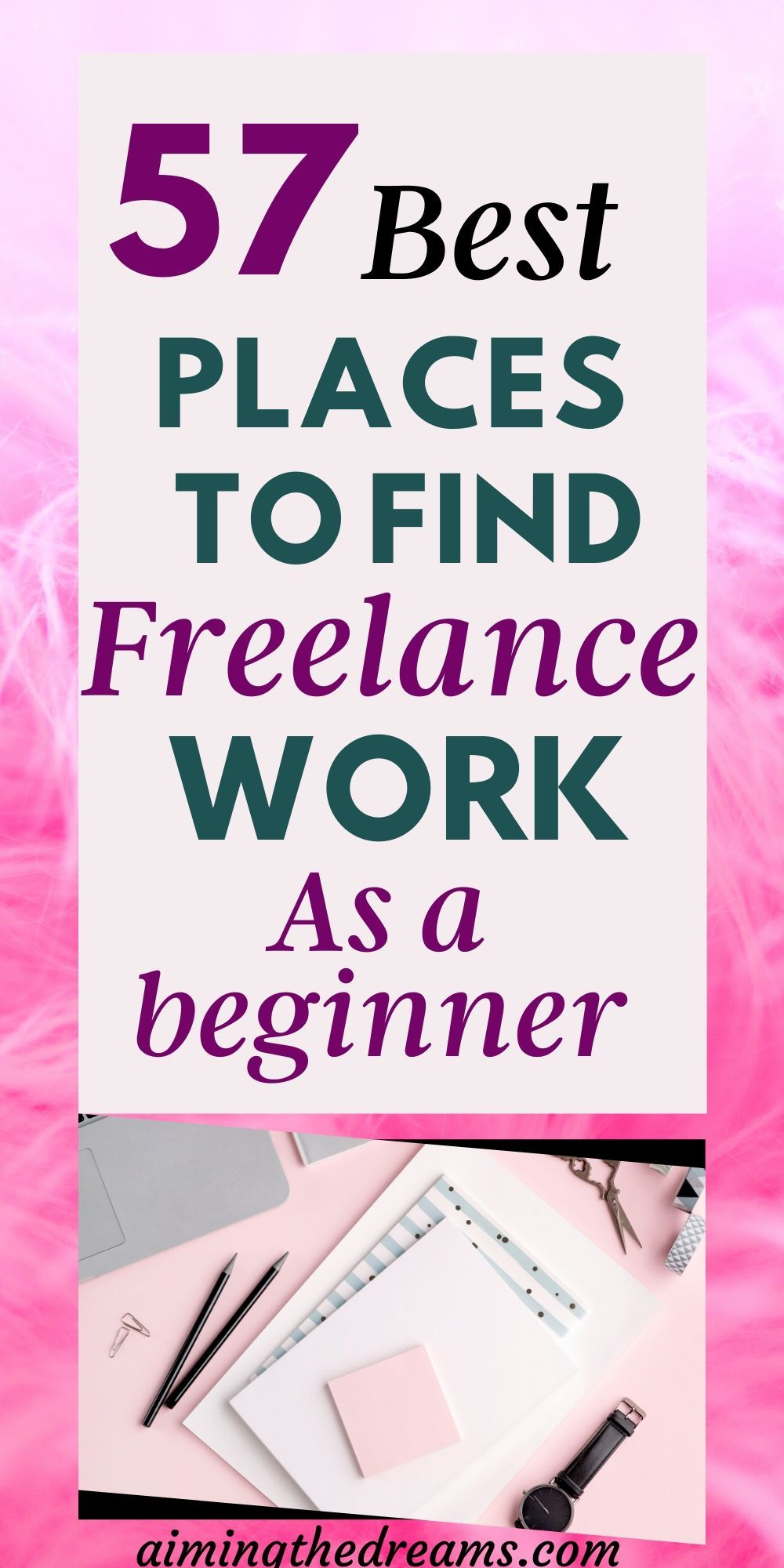 Freelance Work To Start As A Beginner In 2020 Freelance Work Finding Freelance Work Make Money Writing