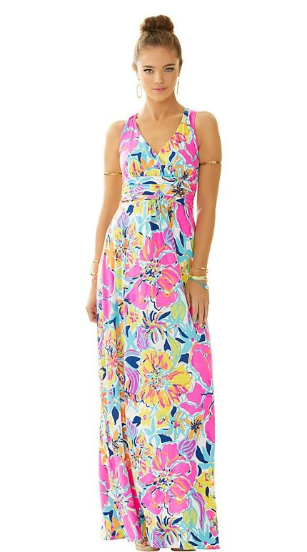 2b26f9ba3e6160 Amada Maxi Dress   Lilly Pulitzer !   Dresses, Fashion e Lilly pulitzer