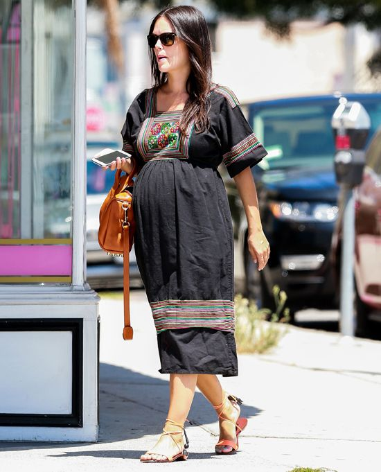 Preggie Rachel Bilson! #celeb #pregnancy