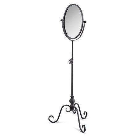 Adjustable Floor Standing Vanity Mirror, Adjustable Floor Stand Mirror