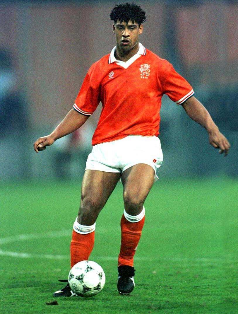 Frank Rijkaard the genius Football legends