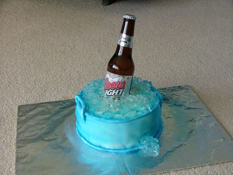 21st Cake Ideas For A Boy : Popular 21st Birthday Cake Ideas - http://mycakedecors.com ...