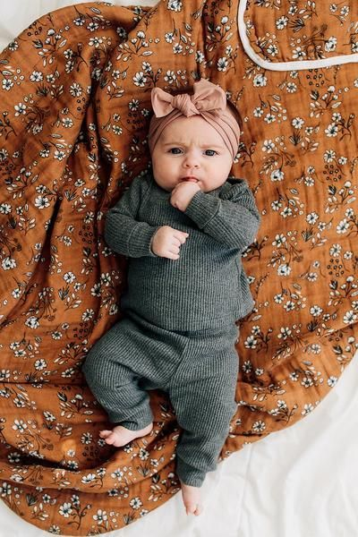 Charcoal Heather Ribbed Two-piece Cozy Set – Mebie Baby Baby Club - online baby clothes stores where you can find fashionable baby clothes. There is a kid and baby style here.#baby #clothes #boutique #fashionable #kid #style #cute #stuff #outfits #boy #girl #stores
