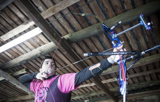 Juegos de Río: Miguel Alvariño, el Robin Hood casero | Deportes | EL PAÍS