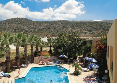 Latania Studios And Apartments Stalis Crete Greece A Family Friendly Budget Holiday Close To The Beach Water Park Entertainment