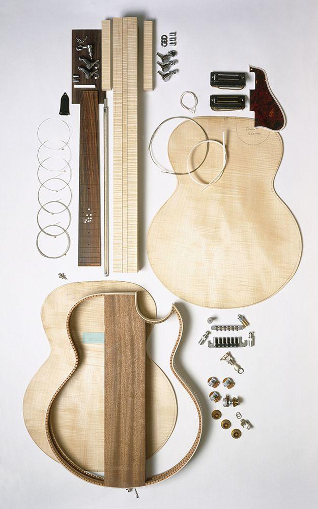 An Acoustic Guitar Luthier Guitar Guitar Building Music Guitar