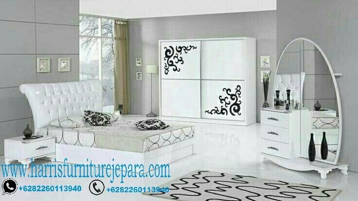 Kamar Set Minimalis Harris Furniture Jepara