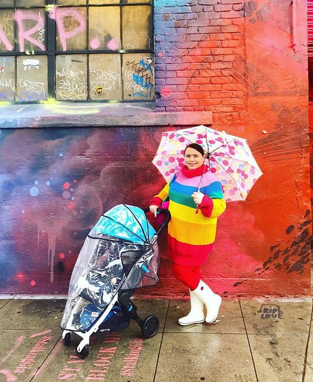 Metro Compact City Stroller City stroller, Going to rain