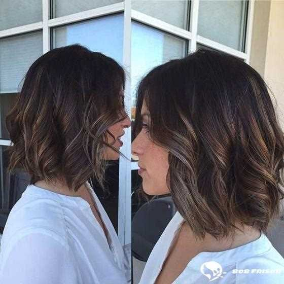 Virtual Hairstyle For Your Face: 10 Cool Balayage Ideas For Short Hair 2019-2020