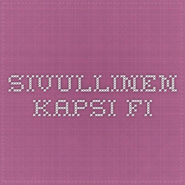 sivullinen.kapsi.fi
