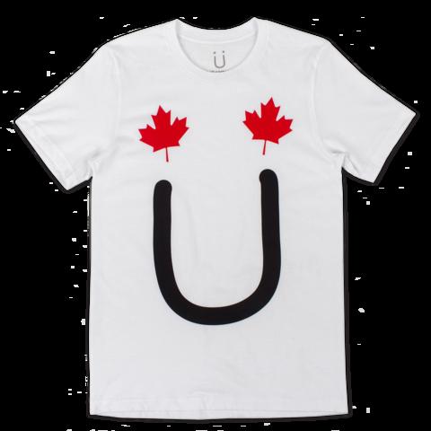'JACK Ü Canada' T-Shirt