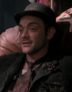 Look! Look at baby Mark Sheppard!!! Tumblr | Gettin' My Geek On