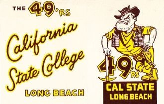 Cal State Long Beach I Like The Font Of The Cal State Part