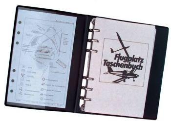 #Flugplatz-Taschenbuch  Dieses Buch enthält die #Flugplätze in Deutschland ein schließlich der UL- und Segelfluggelände, sowie die wesentlichen Daten für den VFR-Strecken flug für #Luftfahrzeuge bis 2.000 kg. Ausgabe im Ringordner. Berichtigungen können angefordert werden. Sie er halten dann die nächsten 2 Nachträge umsonst.