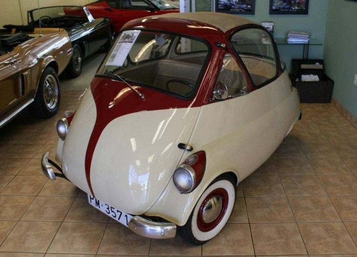 Hemmings Find of the Day – 1955 Iso Isetta | Hemmings Daily