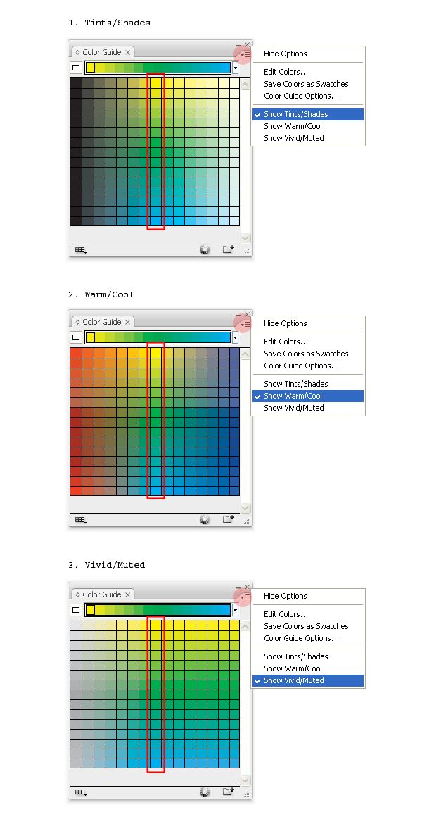 How To Create A Wide Range Of Custom Color Swatches In Illustrator Tuts Design Illustration Tutori Pantone Color Book Color Swatches Illustrator Tutorials