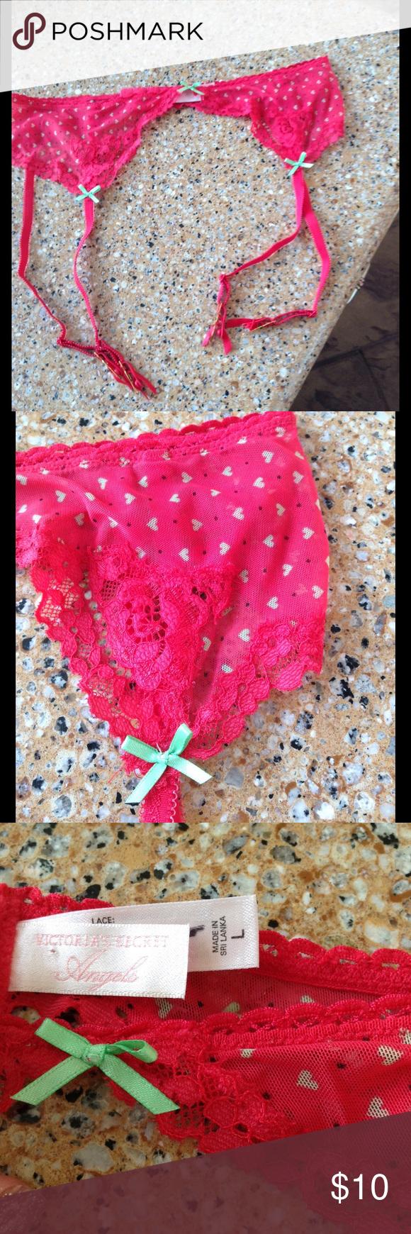Victoria's Secret lingerie Victoria's Secret Lace lingerie size L Victoria's Secret Intimates & Sleepwear