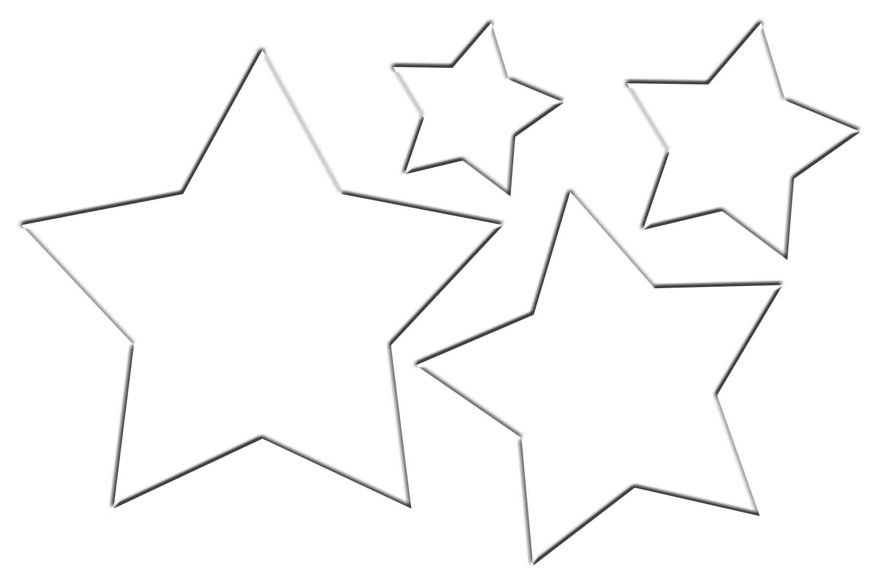 StarTemplate2jpg 1800 1200 School kerstmis – Star Template