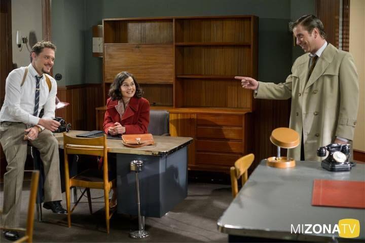 Bonilla consigue un nuevo despacho para volver a trabajar junto a Hector y Asunción - Amar es para siempre