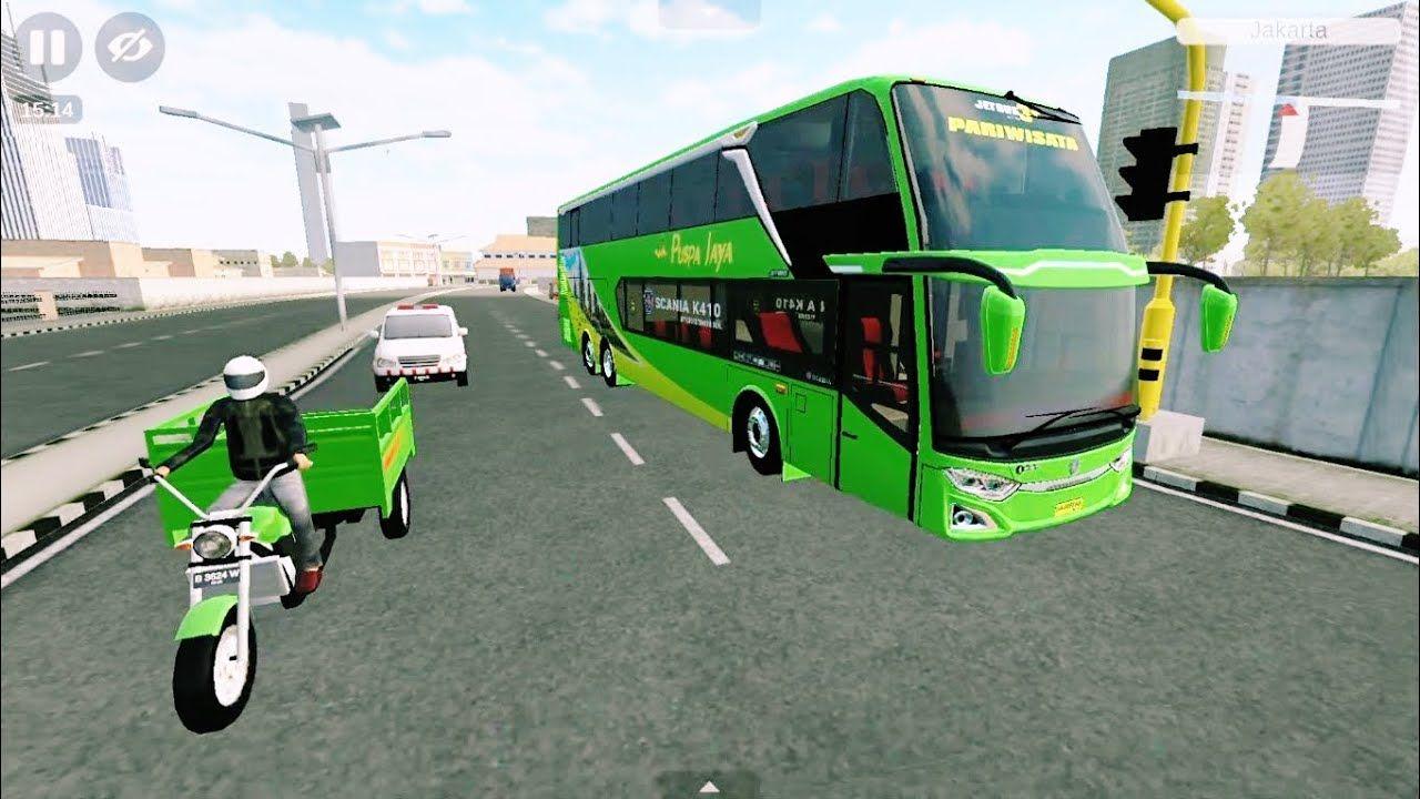 Bus Simulator Indonesia Game Mobil Bus Mainan Anak Laki Laki Permainan Mobil Mobilan Android Indonesia Mobil Mainan Anak