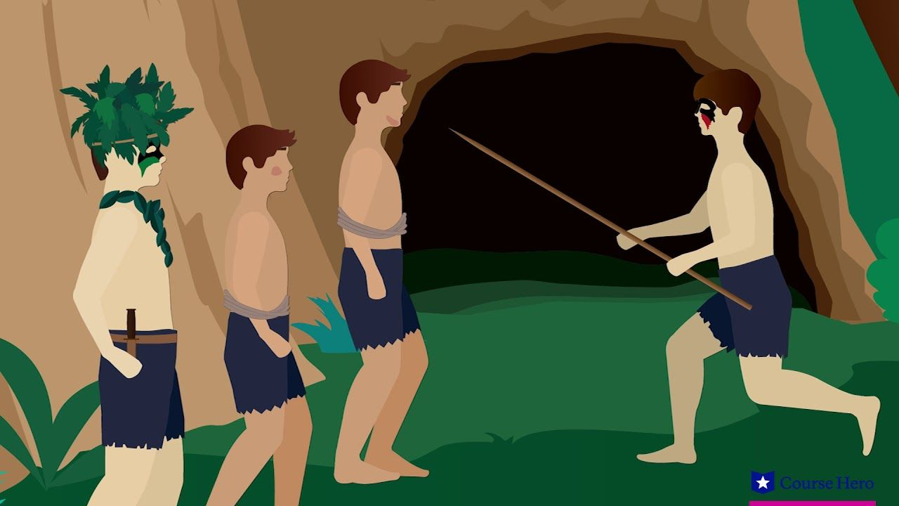 Lord Of The Flies Chapter 11 Summary With Images Lord Of The