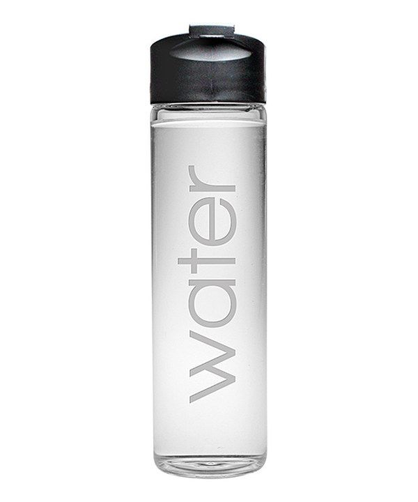 Look at this 'Water' 18-Oz. Travel Bottle on #zulily today!