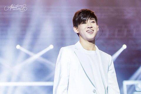 Bam Bam's smile is so precious