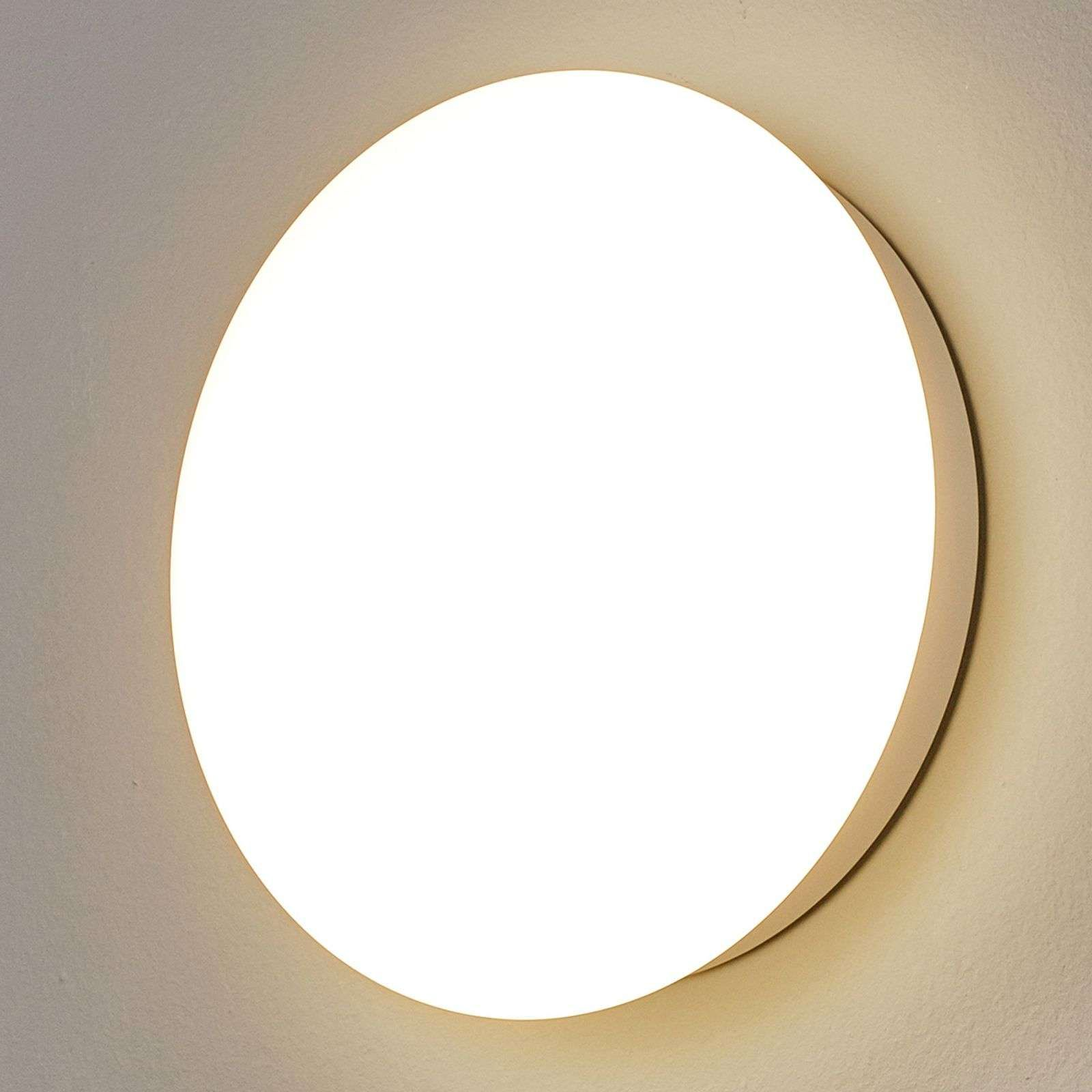 Applique Led Blanc Sun 12 Protection Ip55 In 2020 Plafondlamp Wandlamp Muurverlichting