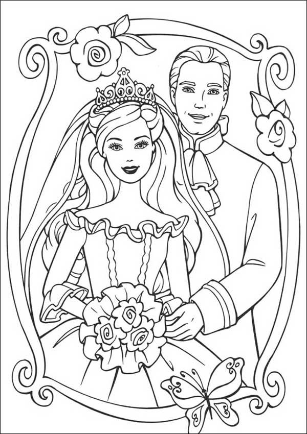 Barbie 02 Malvorlagen Ausmalbilder Barbie Barbie Coloring Pages