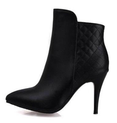Kup Teraz Na Allegro Pl Za 155 00 Zl Stylowe Botki Rozm 32 33 34 35 36 37 38 39 43 6592366507 Allegro Pl Radosc Zakupo Stiletto Boot Boots Ankle Boot