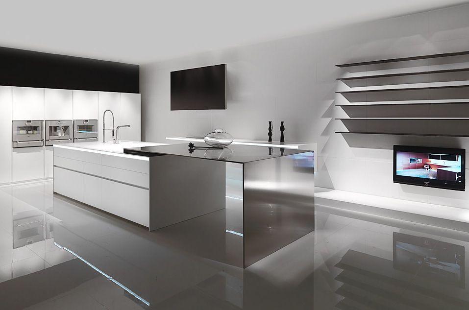 Corian Kitchen From MK Style