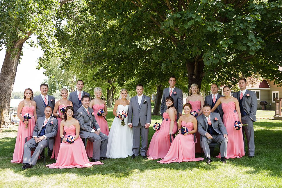 Large Wedding Party Photo Ideas Google Search