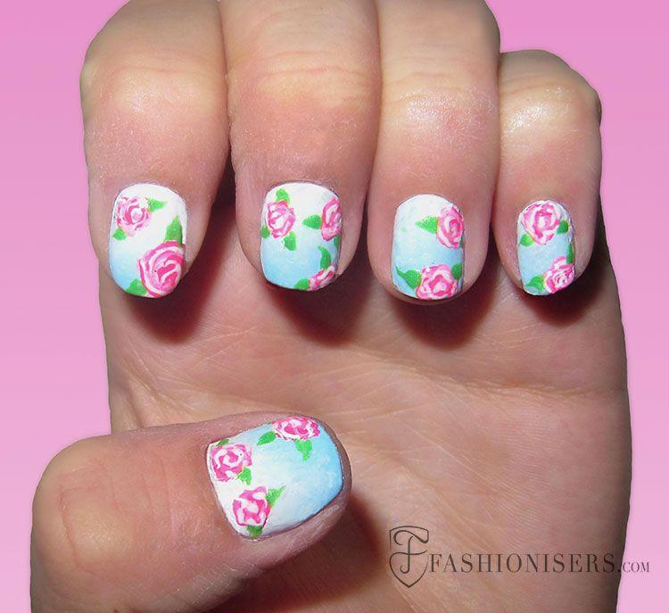20 Fun Summer Nail Art Designs | Pinterest | Summer nail art, Summer ...