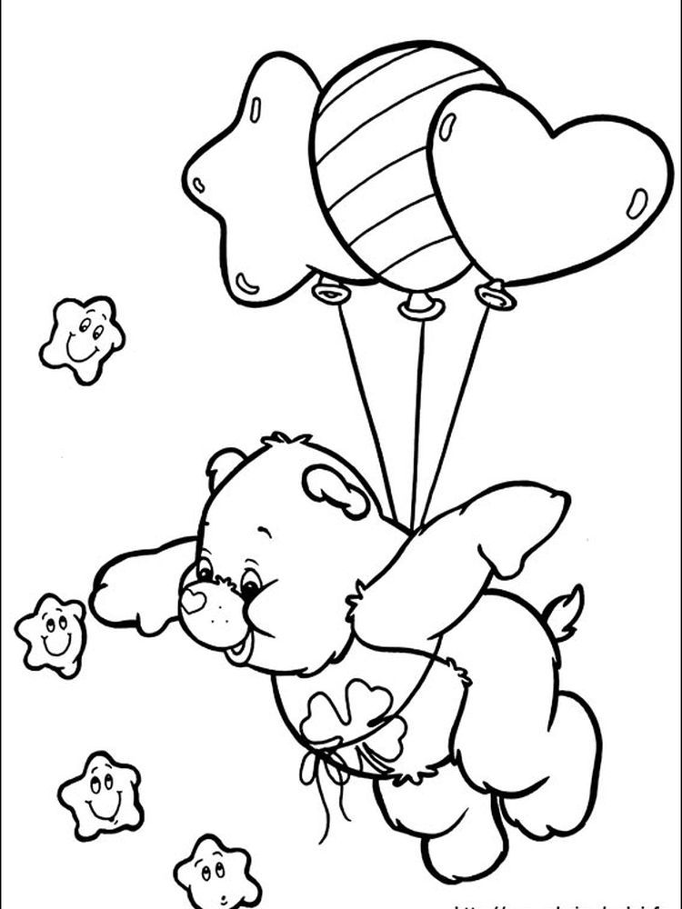 Harmony Care Bear Coloring Pages Below Is A Collection Of Care Bear Coloring Page That You Can Downlo In 2020 Bear Coloring Pages Disney Coloring Pages Coloring Books