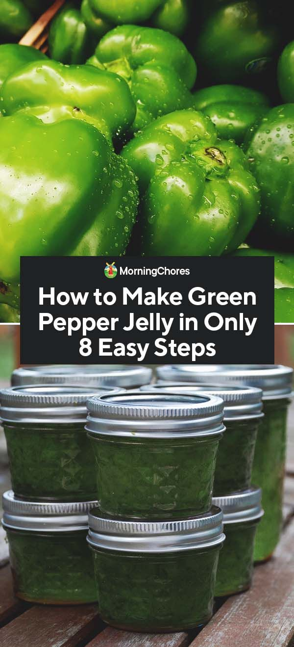 How to Make Green Pepper Jelly in Only 8 Easy Steps