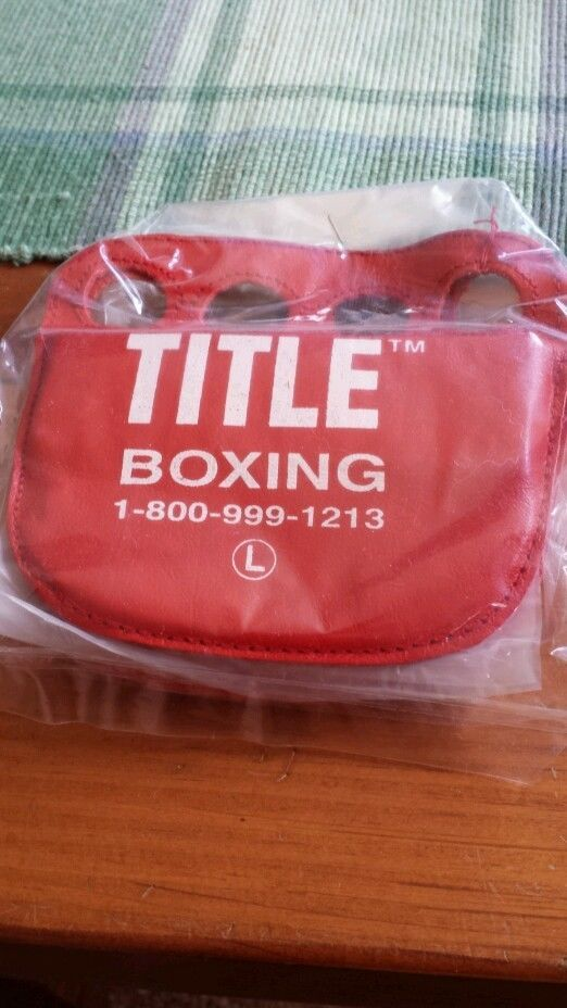 Knuckle Guards Boxing Everlast Training Equipment Title large protection NEW! in Gloves - Boxing | eBay