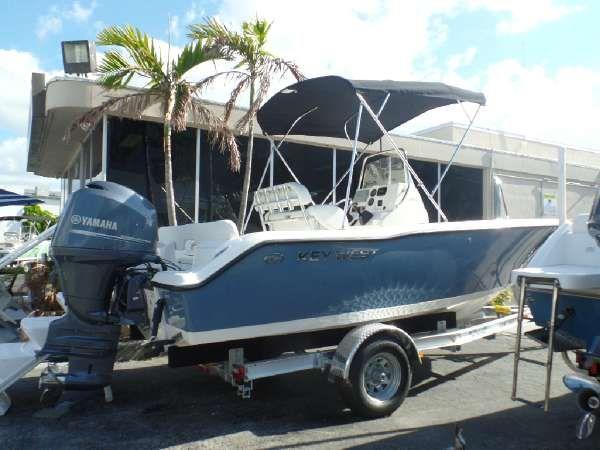 Used 2013 Key West 203 Fs, Pompano Beach, Fl - 33062