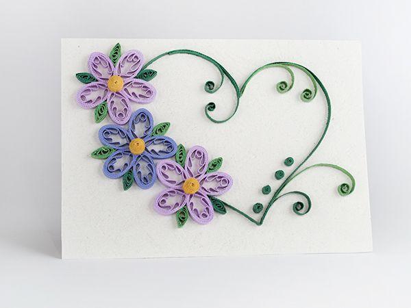 Http Anicasoleva Com Handmade Product Flower Heart 8 Quilling