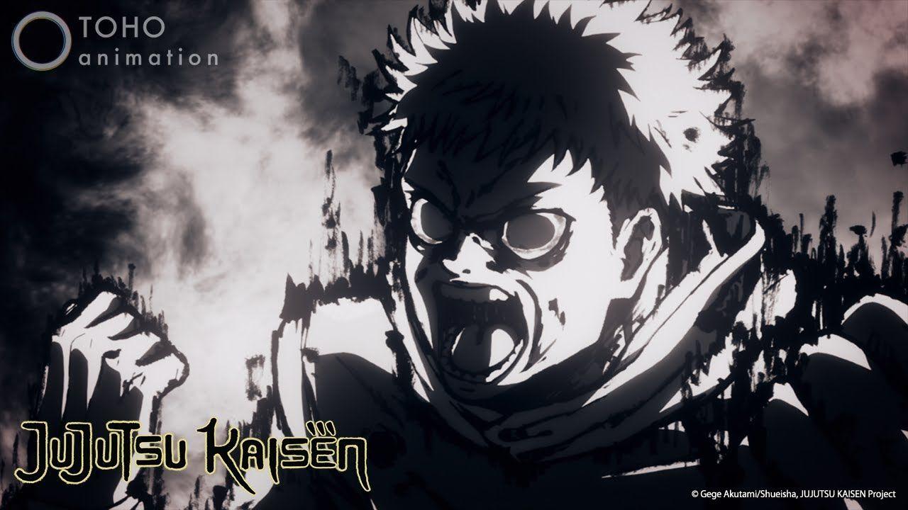 Itadori Vs Mahito Jujutsu Kaisen Youtube Jujutsu Anime Anime Comics