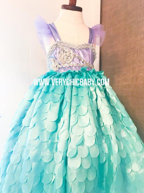 3ab1e2a8ed9 Mermaid Dress
