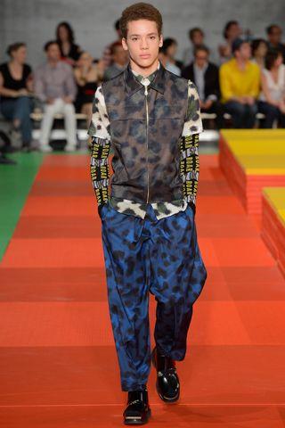Kenzo Spring 2013 Menswear