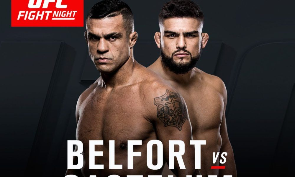Latest Ufc Fight Night 106 Fight Card Rumors And Updates For Belfort Vs Gastelum On March 11 In Fortaleza Brazil Ufc Fight Night Ufc Fight Night