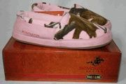 Winchester Realtree Pink Camouflage Slippers